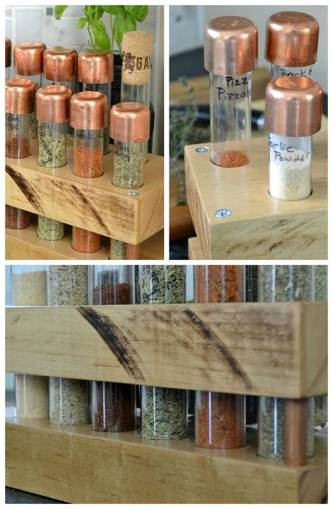 diy copper spice rack diy spice rack with test refresh living