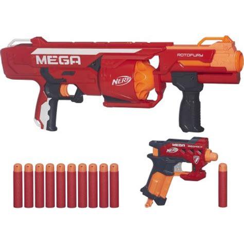 Eceran Peluru Nerf Mega Blaster nerf n strike mega series rotofury blaster walmart