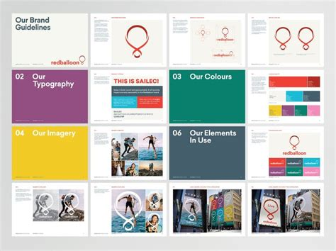visual style guide template visual style guide template 111 best brand
