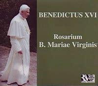 libreria coletti san pietro il rosario recitato dal papa in 4 cd religione 2 0 l