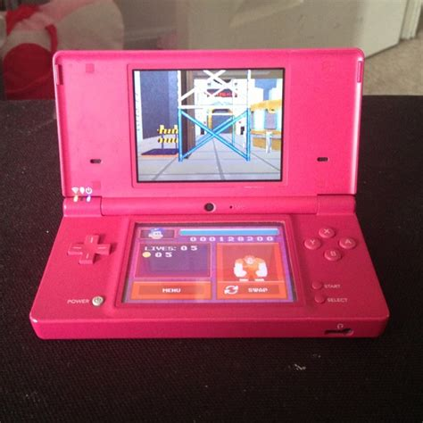 nintendo ds pink console pink nintendo dsi none from thao s closet on poshmark