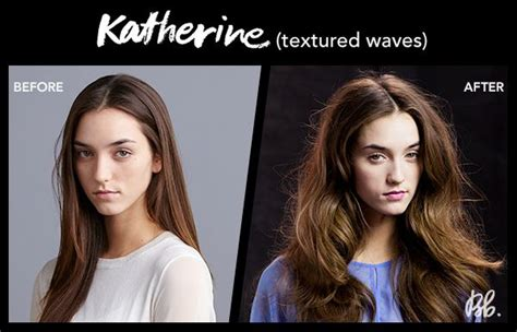 texture wave before and after 20 best images about volume sessions on pinterest