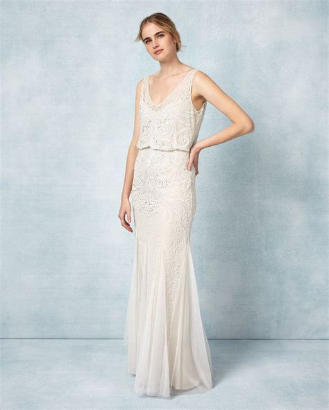 Vintage 30 S Wedding Dresses by 30s Style Wedding Dresses Www Pixshark Images