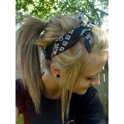how to wear bandanas with bob hairstyles how to create a hairstyle with a bandana bandanas