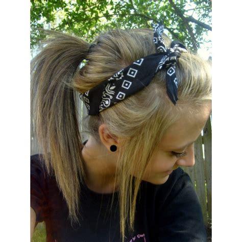 bandana headband hairstyles tumblr vintage hairstyles with bandanas tumblr bandana bow