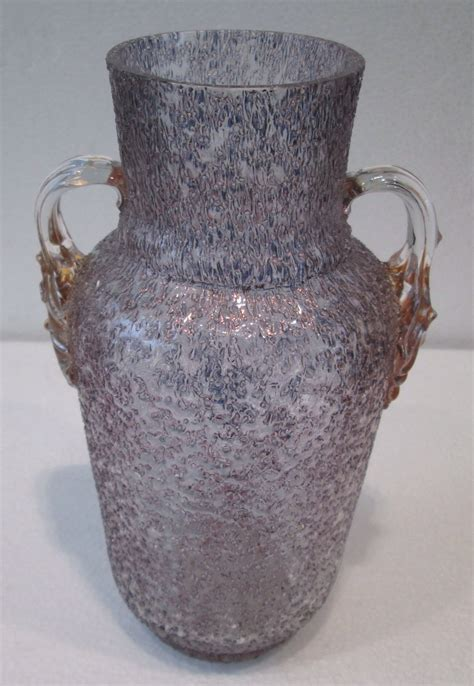 Beautiful Glass Vases by A Beautiful Welz Glass Vase Collectors Weekly