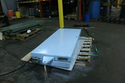 used electric table used lift tables for sale by surplus inc
