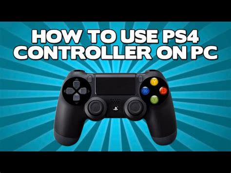 how to connect a ps4 controller to a windows 8 pc wirel