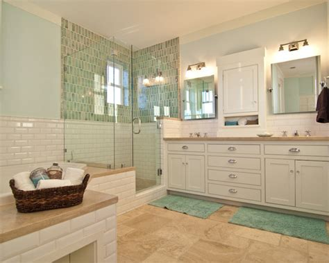 beach style bathroom beach style bathroom beautiful homes design