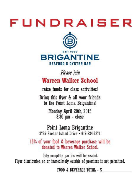 Restaurant Fundraiser Flyer Yourweek 2d2740eca25e Dine And Donate Flyer Template