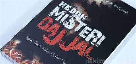 Misteri Dajjal By Buku Mulia buku heboh misteri dajjal