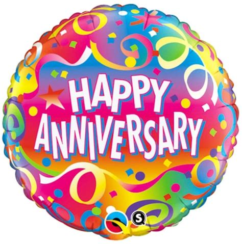 Wedding Anniversary Gifts Perth by Happy Anniversary Ballooons Helium Balloons Perth
