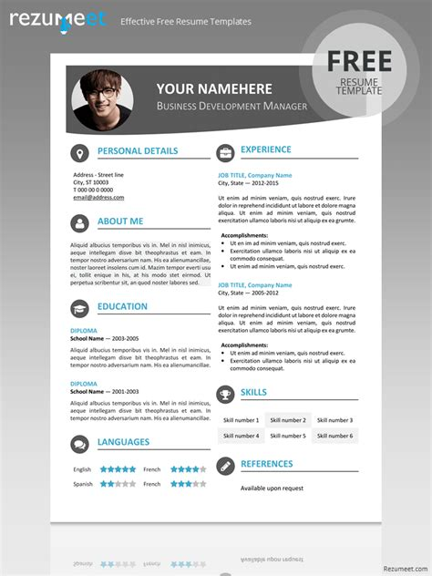 cv template free download word military bralicious co