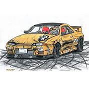 Nissan Skyline GTS T Type M Drift Missile By Jmig3 On