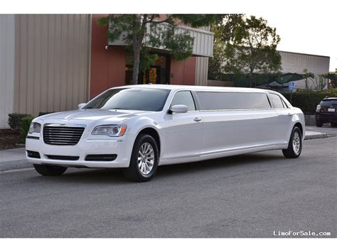 Chrysler 300 Stretch Limo by Used 2013 Chrysler 300 Sedan Stretch Limo Imperial