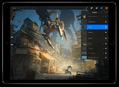 Procreate For Ipad The Most Advanced Drawing App Ever Free Procreate Templates
