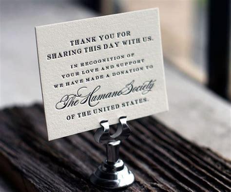 Best 10  Donation wedding favors ideas on Pinterest