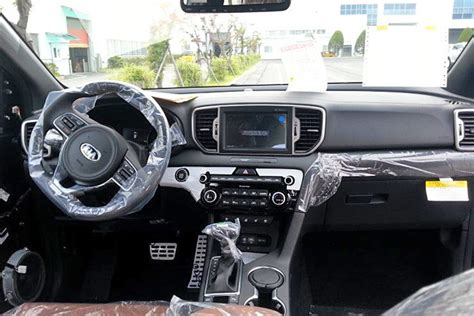 2015 S 10 Most spied 2016 kia sportage pictured inside and out image 369088