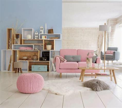 Déco Salon Couleur Pastel by Couleur Pastel De La Douceur Dans Votre D 233 Co Architecture