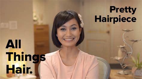 cara cepol rambut menggunakan jedai cara menggunakan aksesoris rambut untuk rambut pendek by