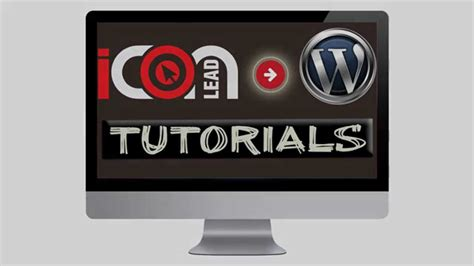 wordpress website tutorial youtube embed icon lead with hotspots into your wordpress website