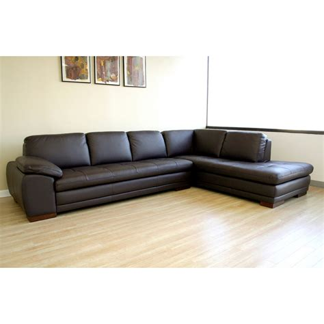sectional sofas wi diana sectional sofa brown dcg stores