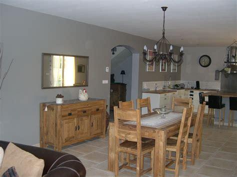 idee deco salon salle a manger cuisine d 233 co maison cuisine ouverte 9 indogate idee deco