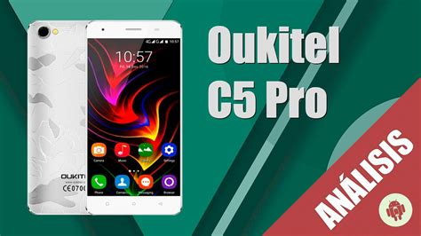 oukitel  pro review en espanol mt smartphone android  youtube