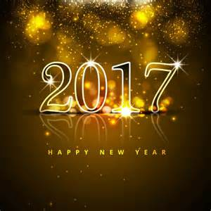 new year s colors luxurious new year background with bright numbers vector