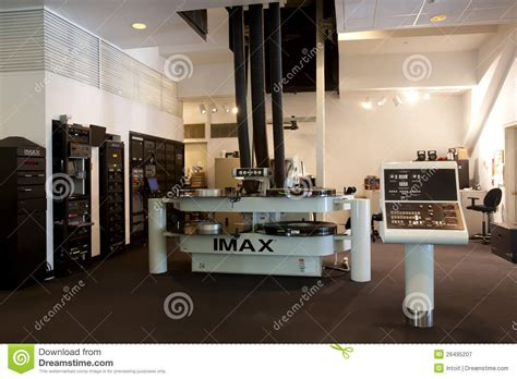 Proyektor Imax imax projector editorial photography image 26495207