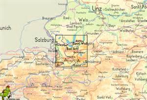 salzburg tourist mapquest