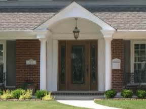 houses with front porches front porch best front porch design using round white
