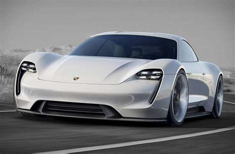 Porsche Electric by Porsche Electric Mission E Concept Wordlesstech