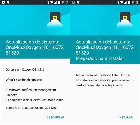 ota android ota actualizaciones directas el androide libre