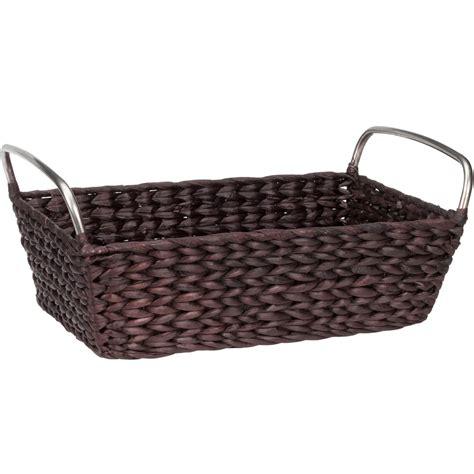 bathroom storage basket  wicker baskets