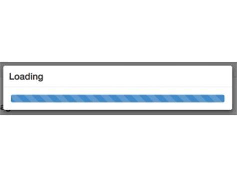 bootstrap progress bar examples