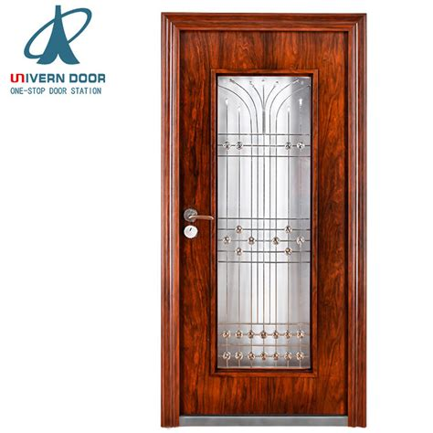 china  wrought iron gates models steel door house