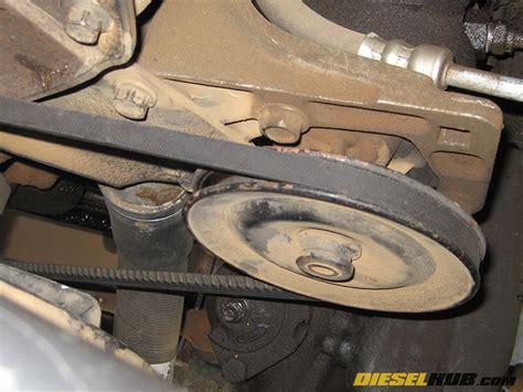 idi oil cooler rebuild  ring replacement guide