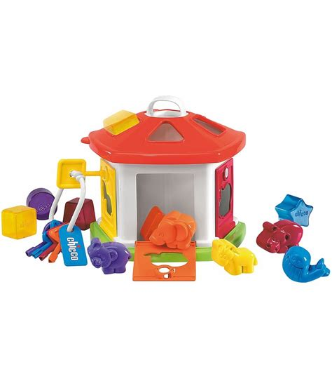 chicco animal cottage chicco animal cottage shape sorter