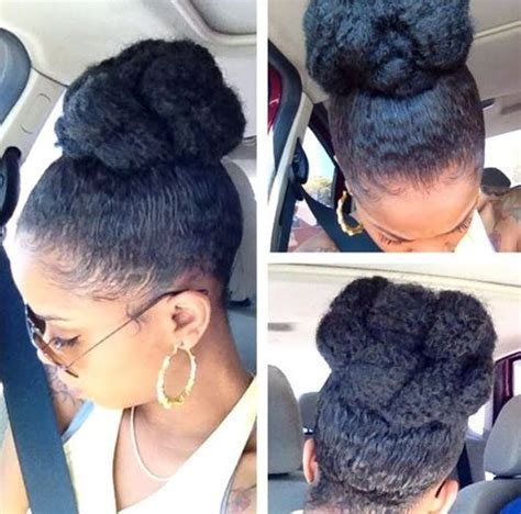 high bun hairstyles black hair 50 updo hairstyles for black women ranging from elegant to