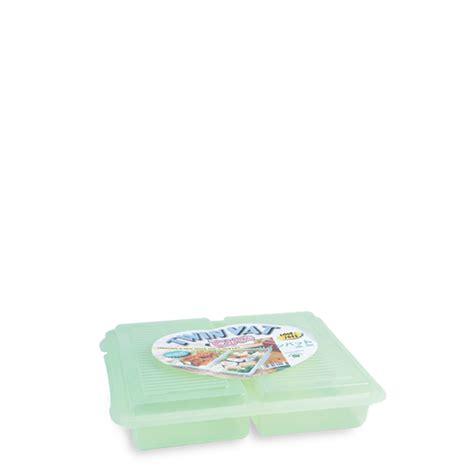Kotak Makan Sealware Segi Mpw kotak makan plastik vat 2x1600 ml