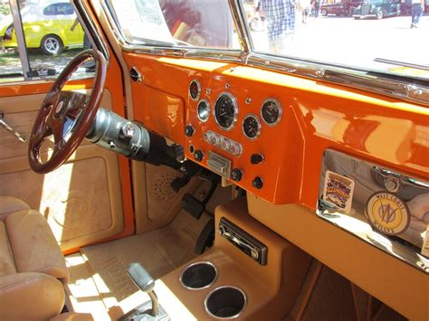 willys jeep truck interior 1950 willys station wagon photos history and specs