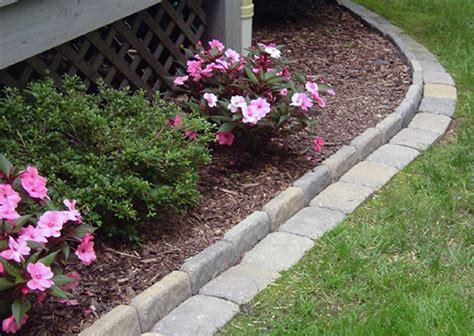 edging flower beds 64 flower bed edging ideas