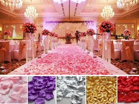 wholesale wedding party decorations  colors fabric