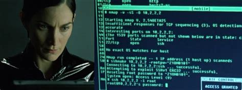 film hacker robot exploring the hacker tools of mr robot hackertarget com