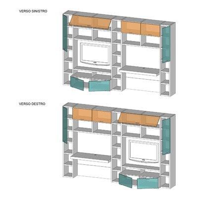 pareti attrezzate con scrivania senza immagine with parete attrezzata con scrivania