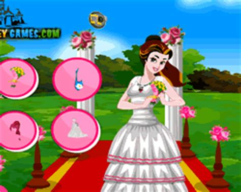play free wedding dress up online games for