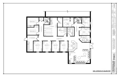 chiropractic office floorplan with open adjusting 95 best images about chiropractic floor plans on pinterest