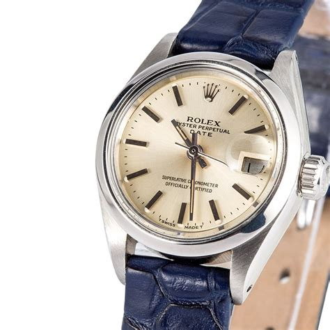 Rolex Leather Date rolex date 6916 leather