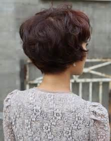 back view of womens hairstyles with clippered back 15 layered bob back view bob hairstyles 2017 short